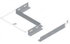 Соединитель-переходник левый